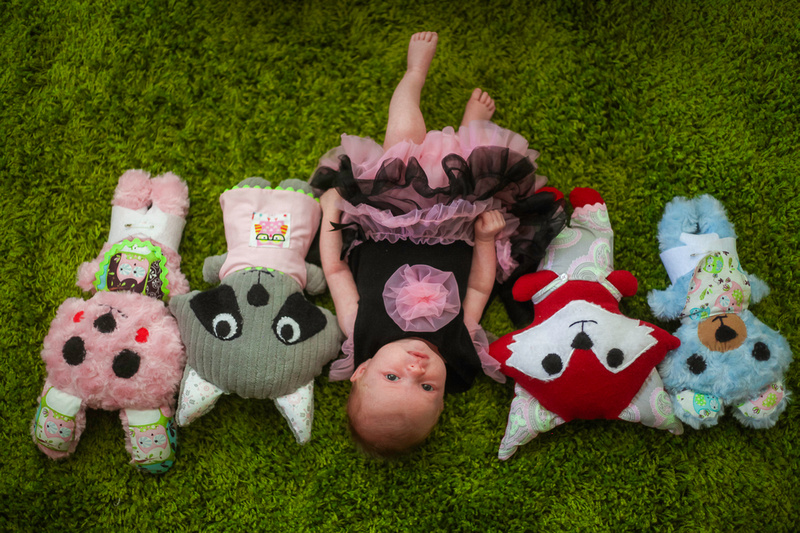 """""""DeLand baby photos"""" """"Central Florida Family Photographer"""" """"Florida child portraits"""" """"One month baby photos"""" """"DeLand Photographer"""" """"Koontz Photography"""""""