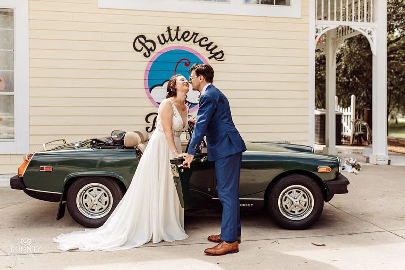 """DeLand Wedding"", ""DeLand Elopement"", ""DeLand Intimate Wedding"", ""Sunflower Park"", ""Buttercup Bakery"", ""Boston Coffeehouse"", ""Downtown DeLand"", ""DeLand photographer"", ""DeLand wedding photographer"", ""DeLand wedding photography"", ""DeLand photographer"", ""DeLand photography"", ""Wedding in DeLand"""