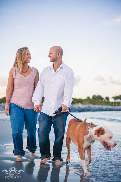 Florida Engagement Photographer Ponce Inlet