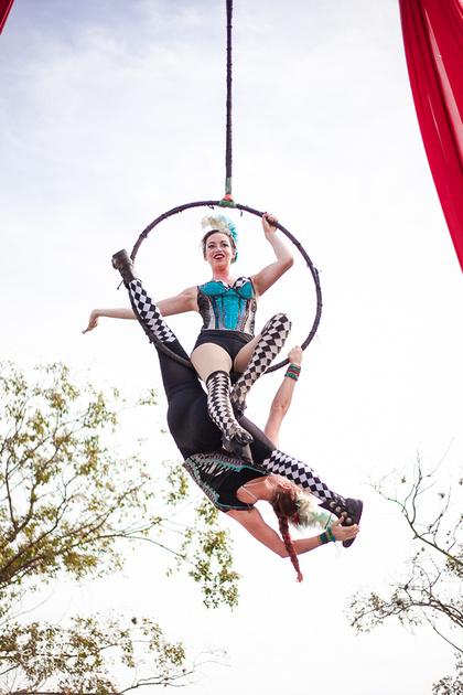 Orlando Renaissance Festival, Renaissance Festival, Ren-Faire, ORF, Cirqa Brava, Hips of Destruction, Orlando, Florida