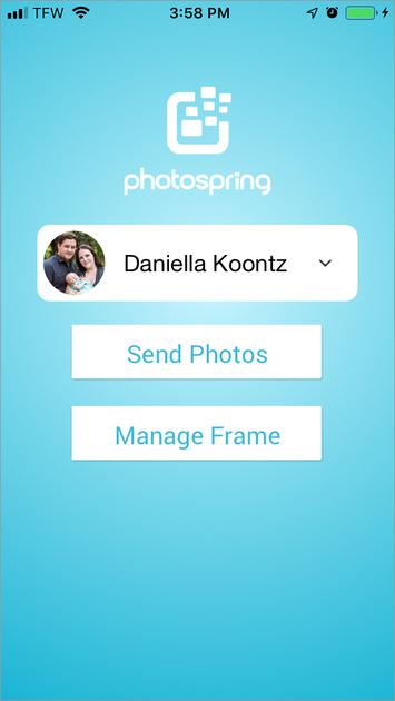 """photospring app"""