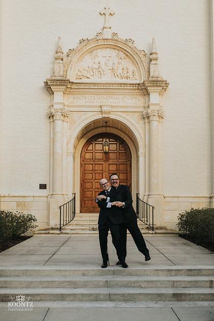 """LGBT wedding"", ""Gay wedding"", ""Groom + Groom"", ""Orlando wedding"", ""Pride wedding"", ""Orlando wedding photographer"", ""Lake Eola"", ""Knowles Memorial Chapel"", ""310 Lakeside Events"", ""Rollins College"", ""Central Florida Wedding"", ""Orlando wedding photographer"", ""Orlando wedding photography"", "" Central florida wedding photography"""