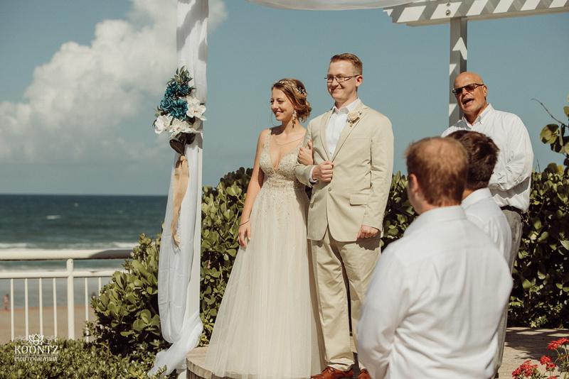 """The shores resort"", ""Daytona Wedding"", ""Daytona Wedding photographer"", ""Daytona wedding photography"", ""Beach wedding"", ""Oceanfront wedding"", ""Ocean Themed wedding"""