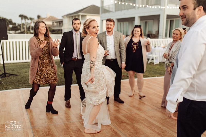 """Backyard wedding"", ""blush wedding"", ""Blush bridesmaids"", ""New Smyrna Beach wedding"", ""Florida wedding photography"", ""Florida wedding"", ""Central Florida wedding photographer"", ""Daniella Koontz"", ""Koontz Photography"""