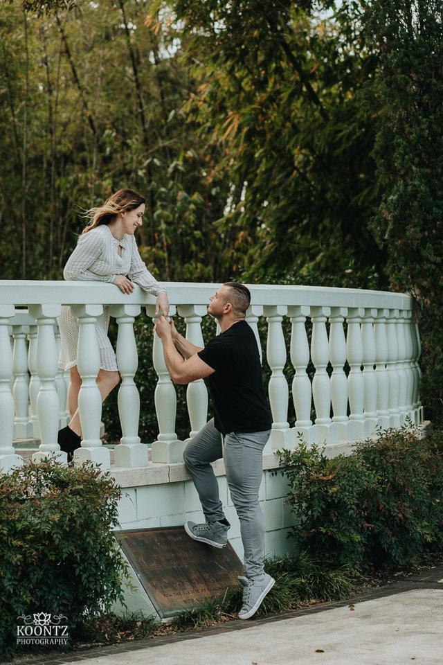 """""""Leu Gardens"""", """"Leu Gardens engagement"""", """"Orlando engagement photographer"""", """"Orlando engagement photography"""", """"Harry P. Leu Gardens"""""""