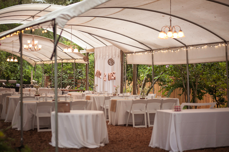 Wedding at Harmony Gardens DeLeon Springs Florida