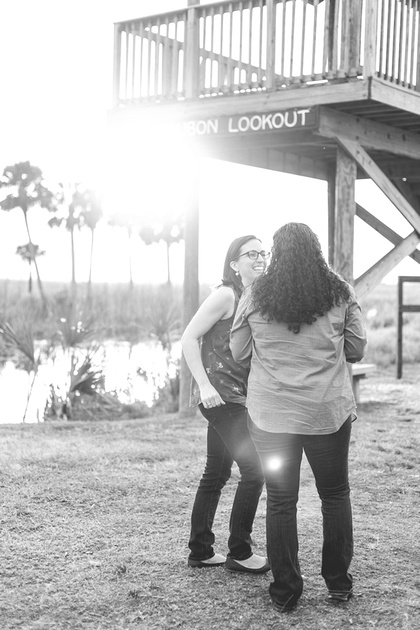 engagement, engagement photographer, Stetson, DeLand, DeLand Photographer, DeLand engagement photography, Stetson engagement, Love is love, LGBT engagement, LGBT photographer, Lake Woodruff