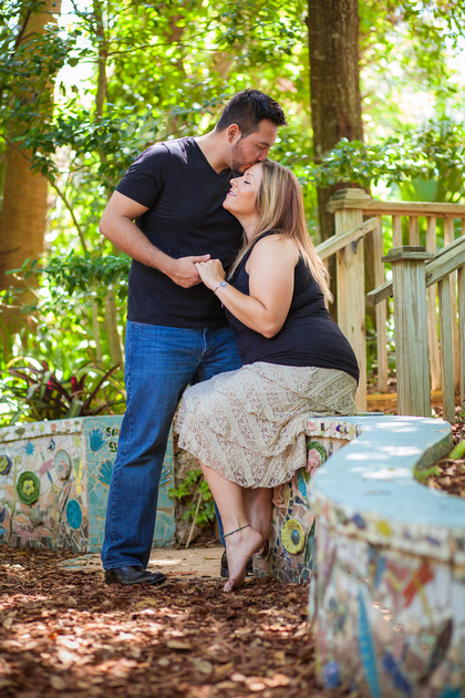 """Moving in together photos"" ""Ormond Memorial Gardens"" ""Ormond photographer"" ""Couples photos"" ""Koontz Photography"" ""Photographer in Ormond"" ""Photographer in Daytona"""