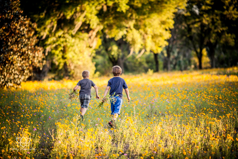 """""""DeLand Photographer"""" """"Family Photographer in DeLand"""" wildflowers"""